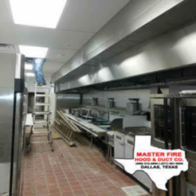 Commercial Hood and Kitchen Installation - Vent Hood System ...