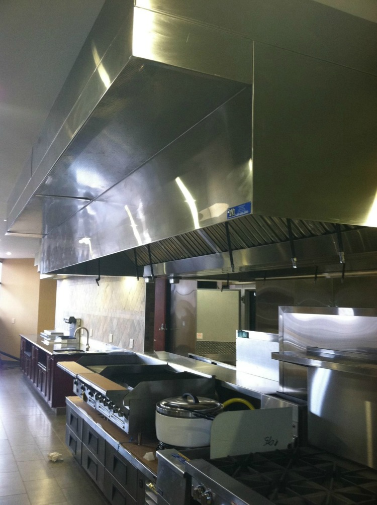 Commercial kitchens Exhaust Hood Fire System Installations