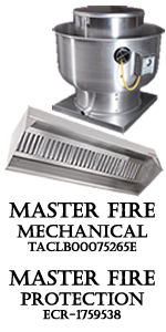 Commercial Vent Hood and Kitchen Hood Fire System - Fort