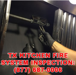 Dallas Kitchen Fire Systems Services
