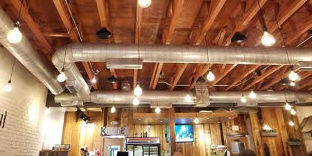 Restaurant HVAC Services - Dallas Fort Worth, TX